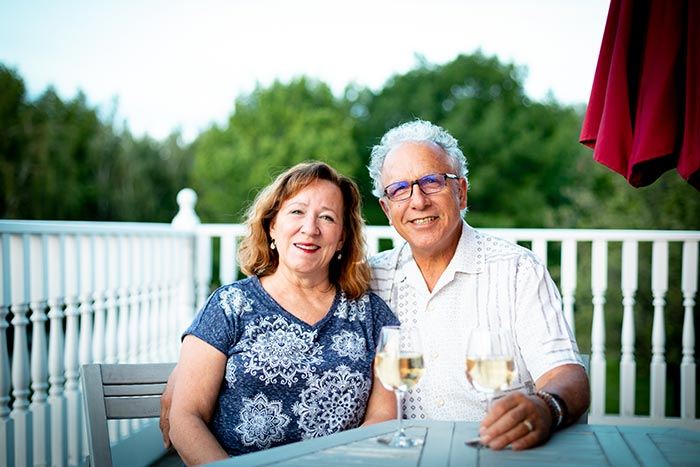 Mark & Jenny Lopiccolo